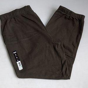 Everlast Sport Men's Fleece Pants Olive Green XL